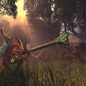 Total War WARHAMMER 2 The Silence & The Fury The Golden Blowpipe Of P