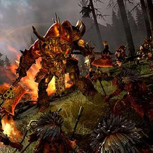 Total War WARHAMMER 2 The Silence & The Fury Taurox