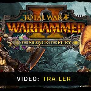 Total War WARHAMMER 2 The Silence & The Fury Video Trailer