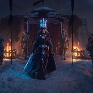 Total War Warhammer 3 Ice Queen of Kislev