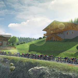 Tour De France 2021 Peleton