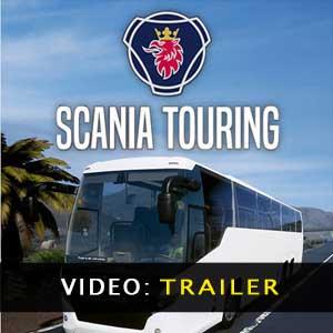 Tourist Bus Simulator Scania Touring