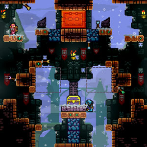 TowerFall Ascension - KingsCourt