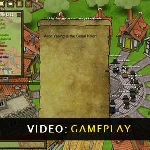 Town of Salem Gameplay Video
