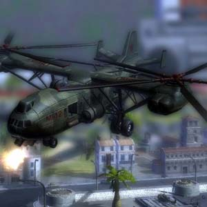Toy Soldiers - Helicopter