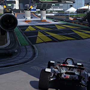 TrackMania 2 Stadium - Racetrack