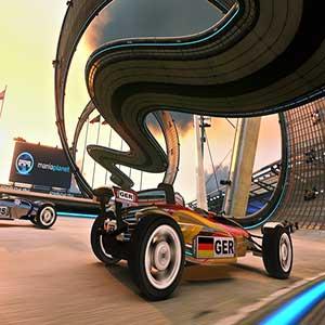 TrackMania 2 Stadium custom car skins