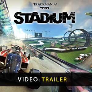 TrackMania 2 Stadium trailer video