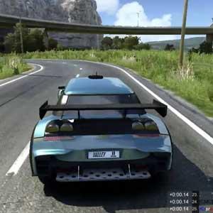 TrackMania 2 Valley - Valley