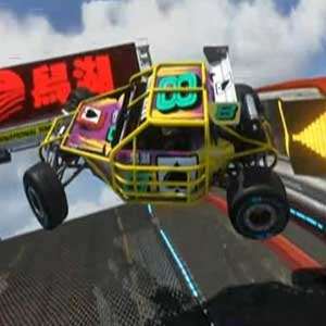 Trackmania Turbo Xbox One Gameplay