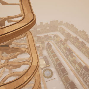 Tracks Train Set Game - Screenshot