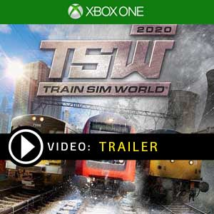 2020 Xbox One Games.Train Sim World 2020