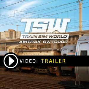 Buy Train Sim World Amtrak SW1000R CD Key Compare Prices