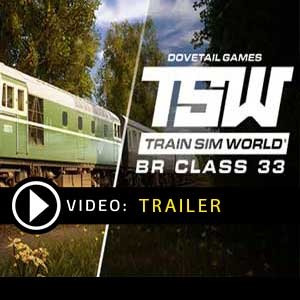 Buy Train Sim World BR Class 33 Loco Add-On CD Key Compare Prices