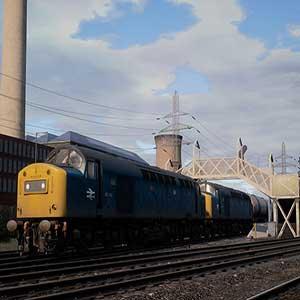 real locomotives