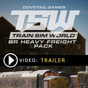 Buy Train Sim World BR Heavy Freight Pack Loco Add-On CD Key Compare Prices