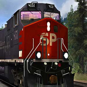 Train Simulator 2014 Gameplay