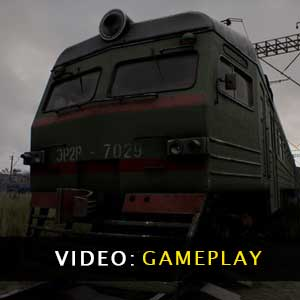 Trans-Siberian Railway Simulator Gameplay Video
