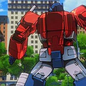 Transformers Devastation Xbox One Face off