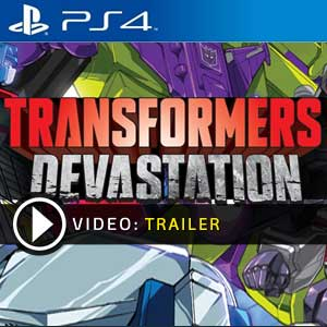 Transformers Devastation PS4 Prices Digital or Physical Edition