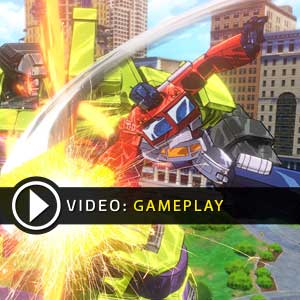 Transformers Devastation Xbox One Gameplay Video