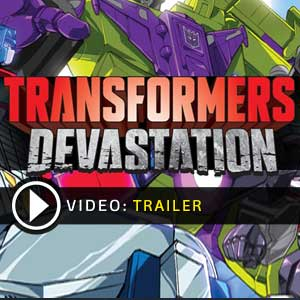 Buy Transformers Devastation CD Key Compare Prices