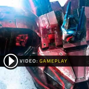 Transformers Fall of Cybertron Gameplay Video