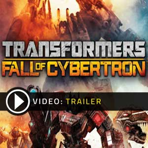 Buy Transformers Fall of Cybertron CD Key Compare Prices