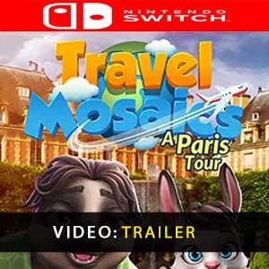 Travel Mosaics A Paris Tour