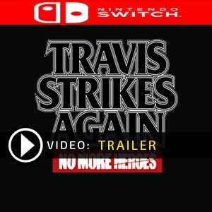 Travis Strikes Again No More Heroes Nintendo Switch Prices Digital or Box Edition