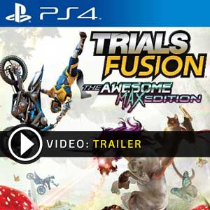 Trials Fusion The Awesome Max Edition PS4 Prices Digital or Physical Edition
