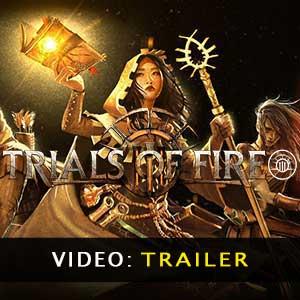 Trials of Fire Video Trailer