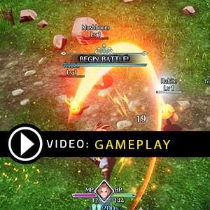 TRIALS of MANA PS4 Gameplay Video