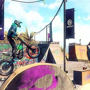 physics-bending motorcycle racing