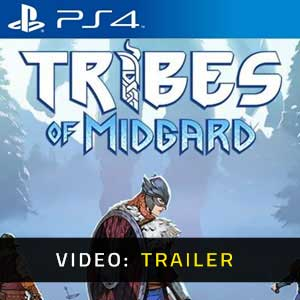 Tribes of Midgard PS4 Video Trailer