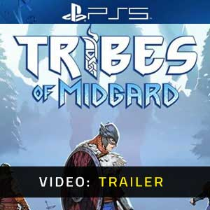 Tribes of Midgard PS5 Video Trailer