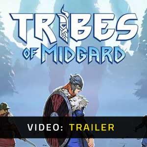 Tribes of Midgard Video Trailer