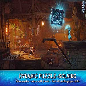 Dynamic Puzzle Solving