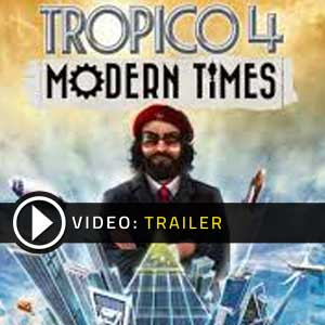 Buy Tropico 4 Modern Times Dlc CD Key Compare Prices