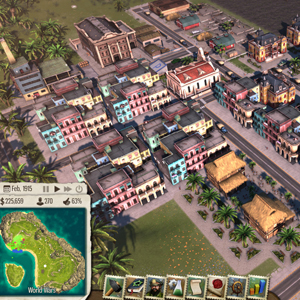 Tropico 5 Xbox One Gameplay