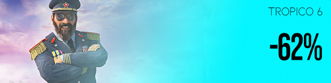 Best discount for Tropico 6 CD key