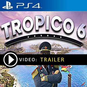 Tropico 6 PS4 Prices Digital or Box Edition