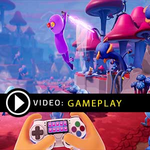 Trover Saves the Universe Gameplay Video