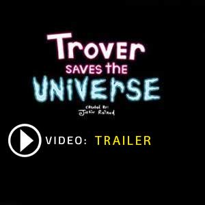 Buy Trover Saves the Universe CD Key Compare Prices