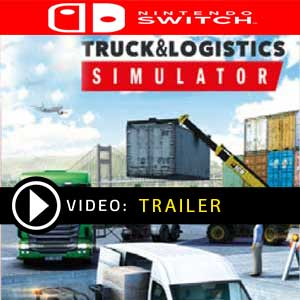 Truck and Logistics Simulator Nintendo Switch Prices Digital or Box Edition