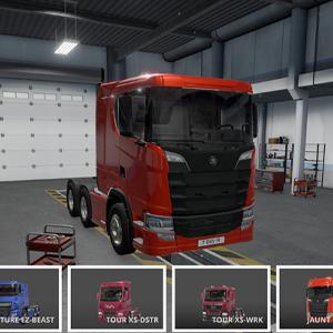 Truck Driver - Jaunt Dev Series
