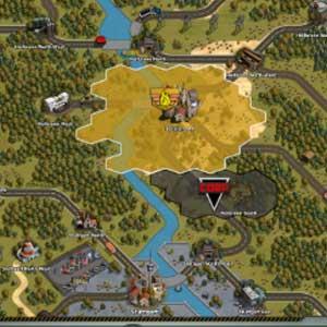 Truck Nation Minimap