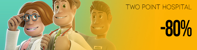 Two Point Hospital CD Key Compare Prices