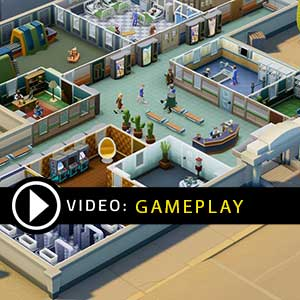 Two Point Hospital Close Encounters Gameplay Video