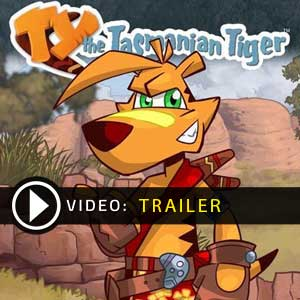 Buy TY the Tasmanian Tiger CD Key Compare Prices